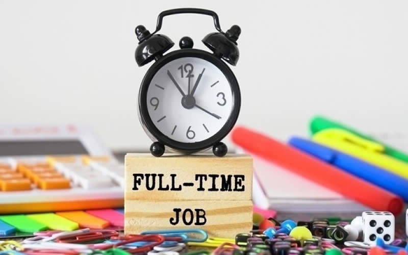 Full-Time Jobs